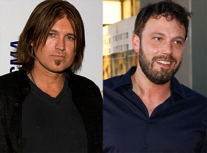 Billy Ray Cyrus, Ben Affleck