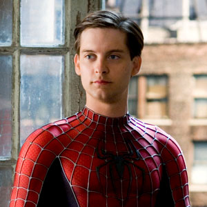 Tobey Maguire, Spiderman