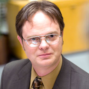 Rainn Wilson, The Office