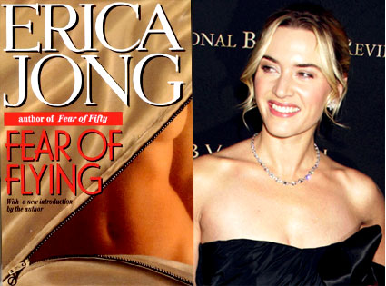 Kate Winslet, Fear of Flying by Erica Jong