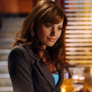 Erica Durance, Smallville