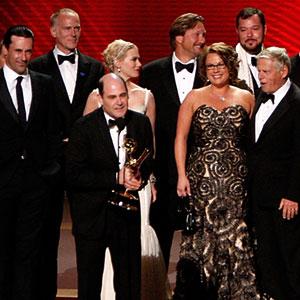 Mad Men Cast and Crew