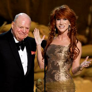 Don Rickles, Kathy Griffin