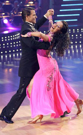 DWTS, Ted McGinley, Inna Brayer