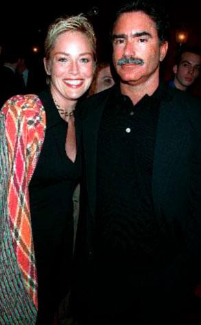 Sharon Stone, Philip Bronstein