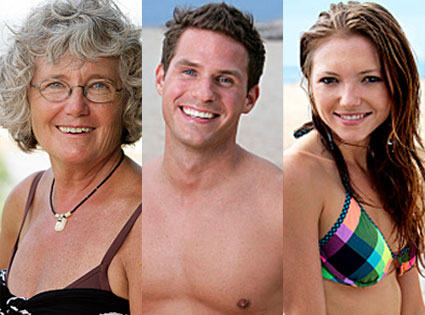 Survivor, Gillian Larson, Dan Kay, Michelle Chase