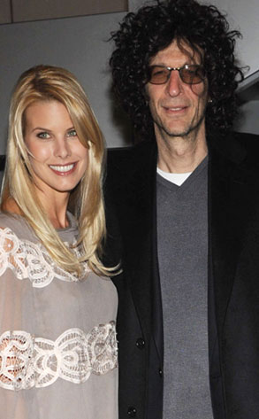 Howard Stern Hitched In All Star Wedding E News