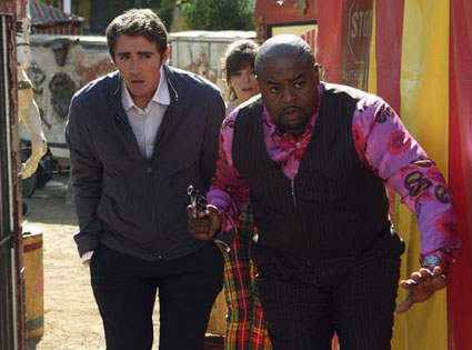 Pushing Daisies, LEE PACE, ANNA FRIEL, CHI McBRIDE