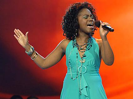 Paris Bennett, American Idol