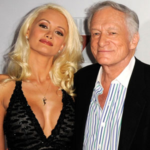 Hugh Hefner, Holly Madison