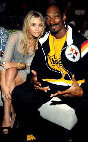 Ashley Olsen, Snoop Dogg