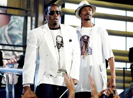"Sean ""Diddy"" Combs, Snoop Dogg"