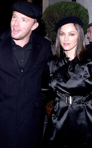Madonna, Guy Ritchie