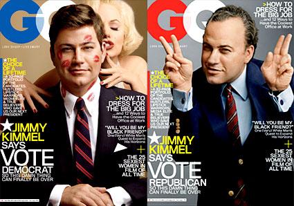 Jimmy Kimmel, GQ Cover