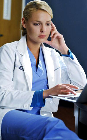 "Katherine Heigl, Grey's Anatomy, There's No ""I"" in Team"