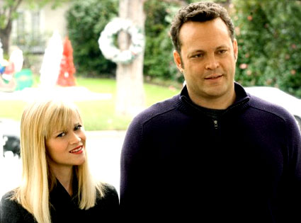 Four Christmases, Reese Witherspoon, Vince Vaughn