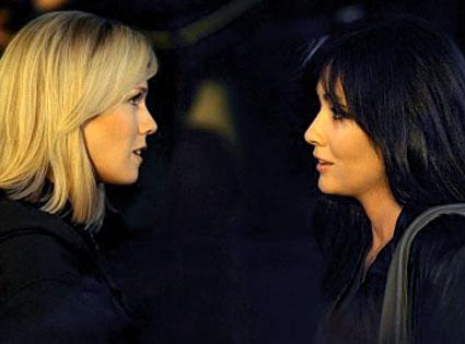 Jennie Garth, Shannen Doherty