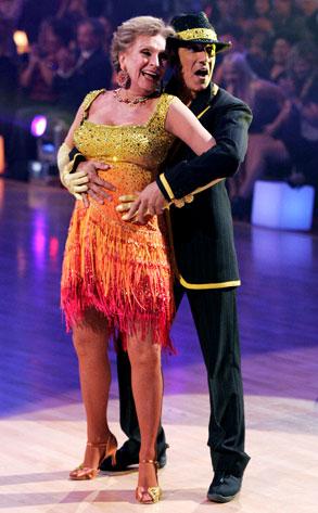 Cloris Leachman, Dancing with the Stars