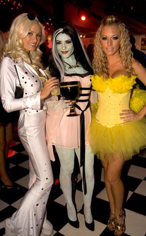 Holly Madison, Bridget Marquardt, Kendra Wilkinson