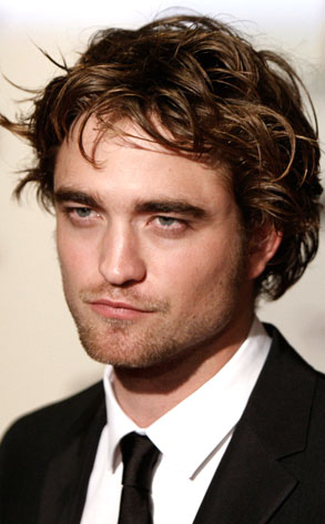 Rob Pattinson Hair Today But Gone Tomorrow E News