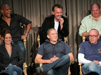 Prison Break cast, Paley Center