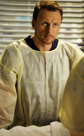 Kevin McKidd, Grey's Anatomy