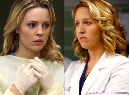 Melissa George, Brooke Smith, Grey's Anatomy