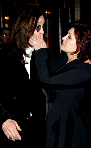 Sharon Osbourne, Ozzy Osbourne