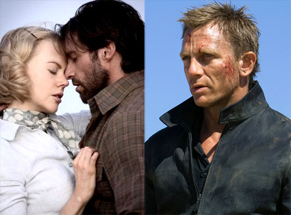 Hugh Jackman, Nicole Kidman
