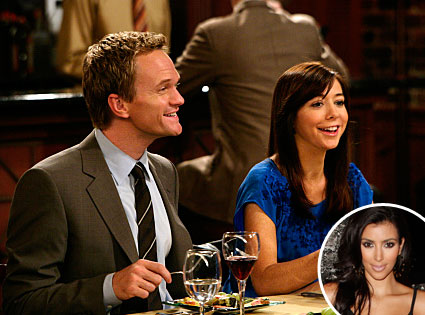 How I Met Your Mother, Kim Kardashian