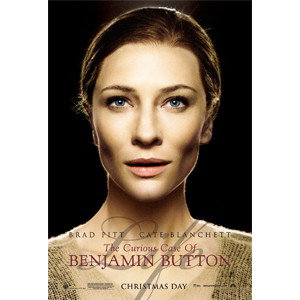 Curious Case of Benjamin Button Poster, Cate Blanchett