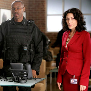 Wood Harris, Linda Edelstein, House