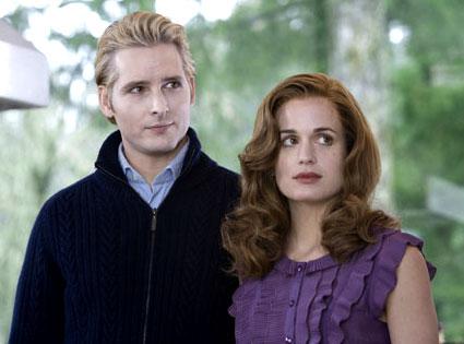 Peter Facinelli, Elizabeth Reaser, Twilight