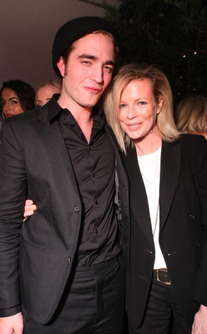 Robert Pattinson, Kim Basinger