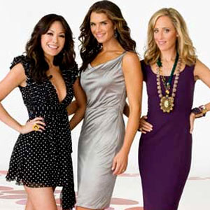 Lipstick Jungle, Lindsay Price, Kim Raver, Brooke Shields