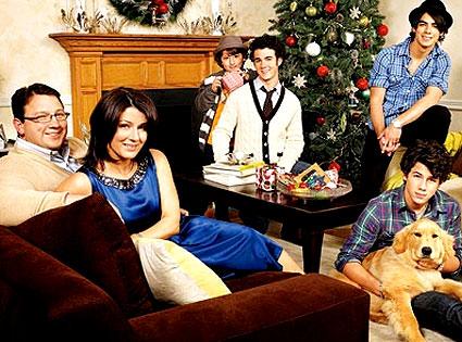 Jonas Family Christmas