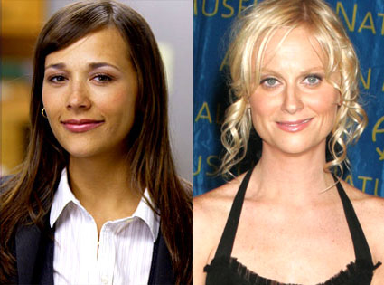 Amy Poehler, Rashida Jones