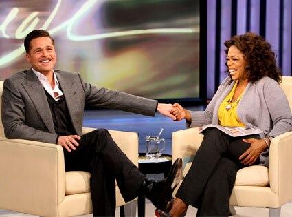 Brad Pitt, Oprah Winfrey