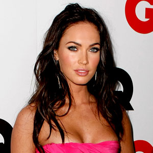 Megan Fox, GQ Men of Year