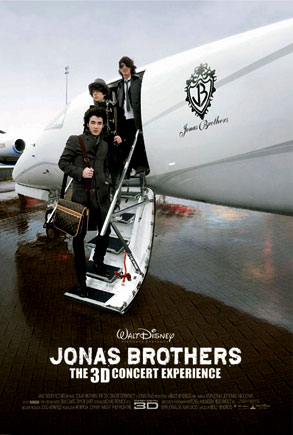 Jonas Brothers Concert movie (poster)
