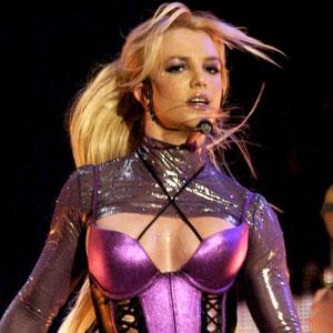 Britney Spears, Jimmy Kimmel, AMA