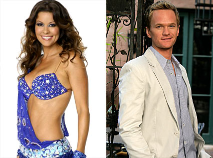 Brooke Burke (Dancing with the Stars), Neil Patrick Harris (How I Met Your Mother)