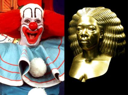 Oprah Deathmask, Bozo The Clown