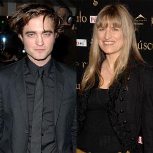 Robert Pattinson Catherine Hardwicke