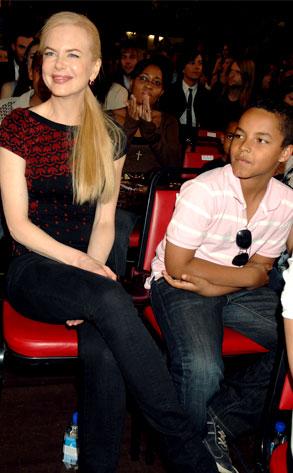 Nicole Kidman, Connor Kidman Cruise