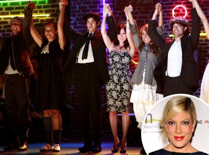 Tori Spelling, 90210