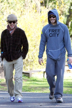 Robert Downey Jr., Jake Gyllenhaal