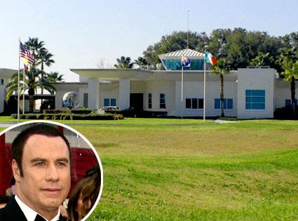 John Travolta, Travolta Florida Estate