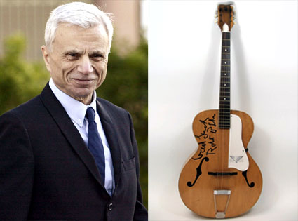 Robert Blake, Guitar