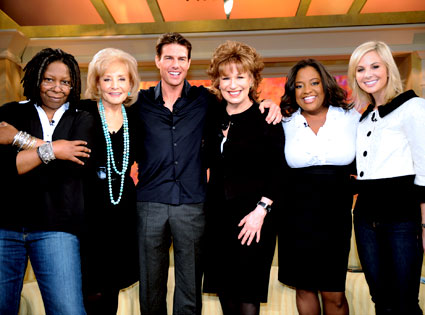Tom Cruise, The View
